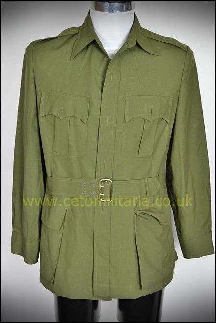 Bush Jacket, 1950 Pattern JG (36/37