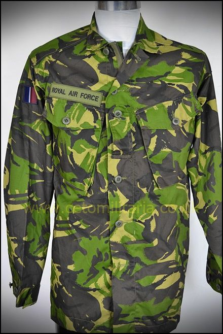 DPM Combat Shirt, Flag (Various)