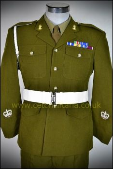 Royal Artillery WO2 No2 (36/37C 35W)