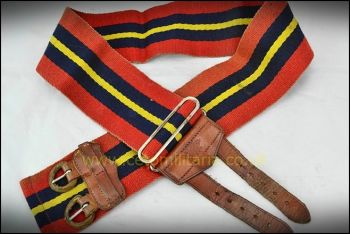 "Belt - Royal Artillery (34"")"