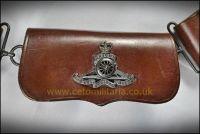 Royal Artillery Cross Belt/Cartouche