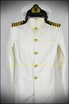 "RCN No1 White Tropical, Captain (37/39"")"