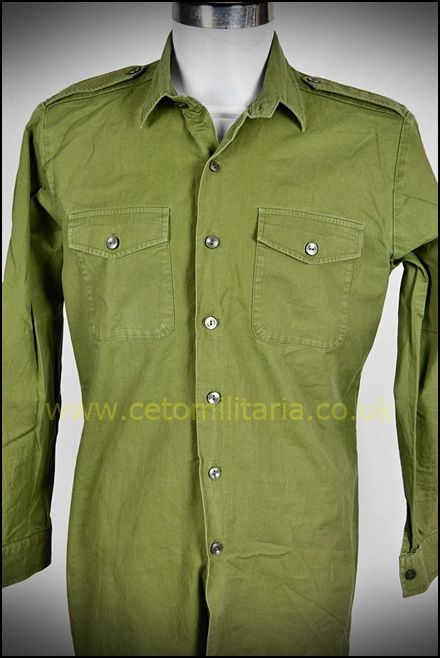 Shirt, Olive Green GS (Various)