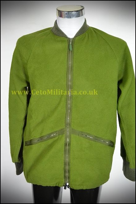 Fleece, Thermal Liner, Green (Various)