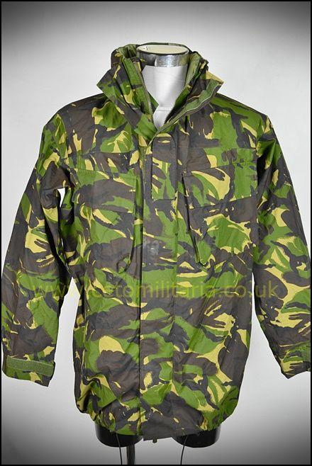 DPM Jacket Combat MVP (Various)
