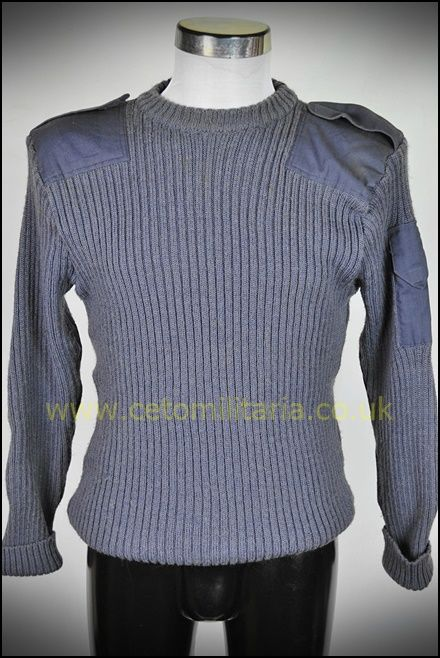 RAF Jumper, Heavy, Round Neck (Various)
