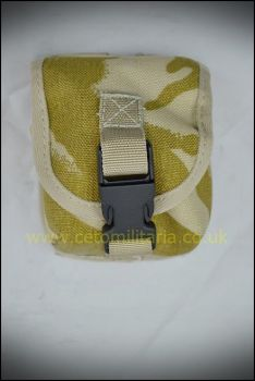 Desert MOLLE Pouch, 40mm Grenade