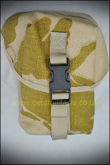 Desert MOLLE Pouch, Utility Small