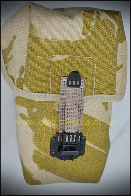 Desert MOLLE Pouch, Utility