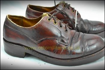 Shoes, Brown, Army Officer (Various)
