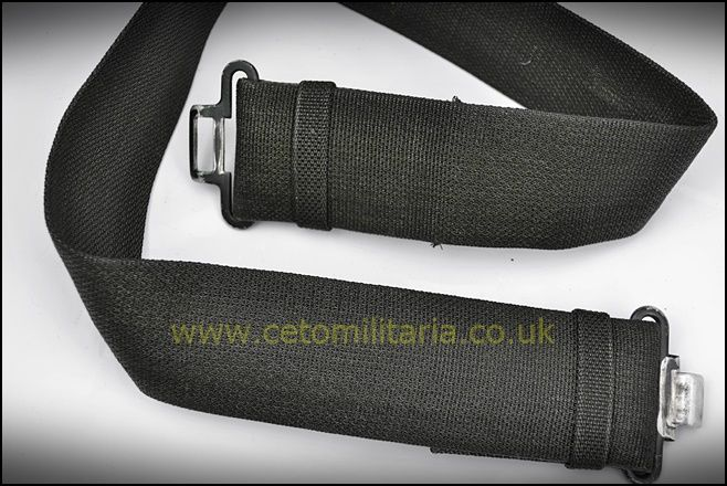 Belt - Green Courlene Working Belt.