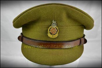 Lancastrian Bde Officer's SD Cap (56/57cm)