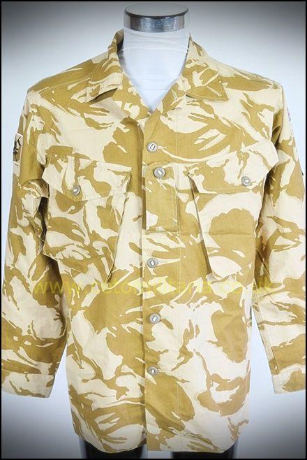 Desert DPM Combat Shirt (Various)