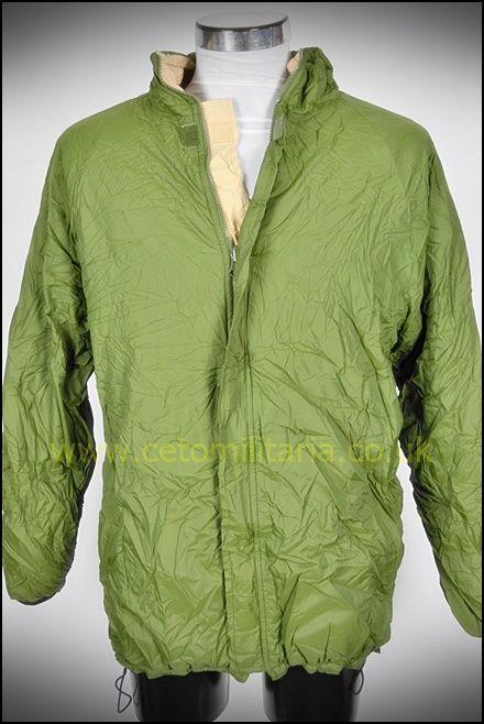 Jacket, Thermal OG/Sand (Med)