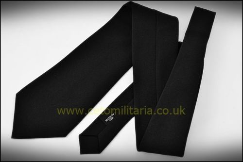 Tie, Black (New)