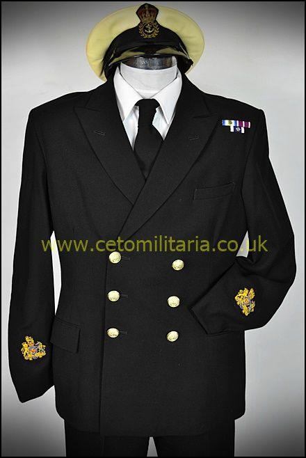 RN No1, Warrant Officer (