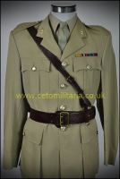 Royal Engineer Officer No4 Tropical (37/38