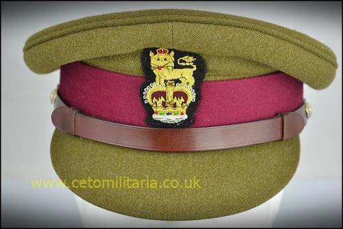 RAMC Officer's SD Cap (56/57cm)