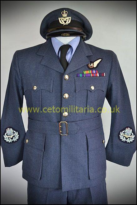 RAF No1, Master Aircrew LM (