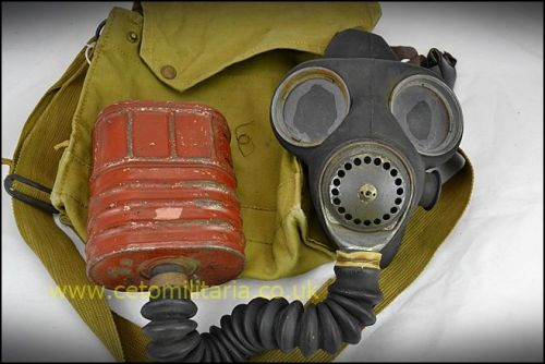 Gas Mask/Respirator, MkV, 1942