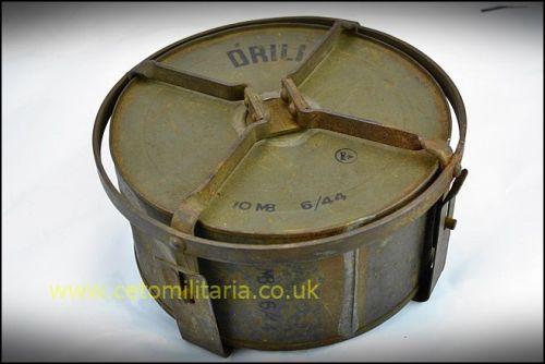 Mine, A/T Mk5, Drill (1944)