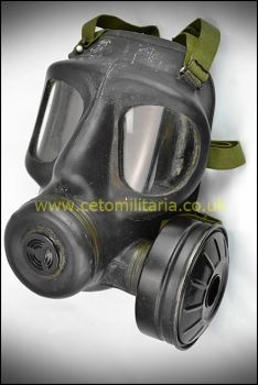 Gas Mask/Respirator, S6 (1972)