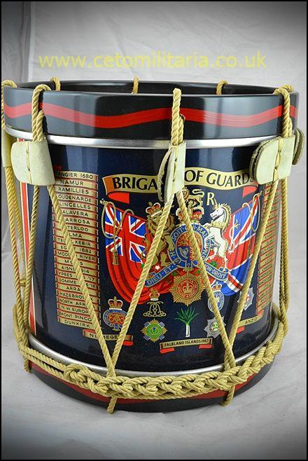 Side Drum, Brigade of Guards