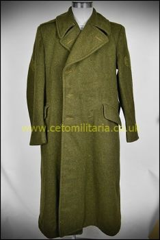 "Greatcoat, Canadian, 1940s? (to 44"")"