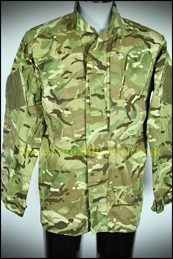 MTP Combat Jacket/Shirt, Temperate (Various)