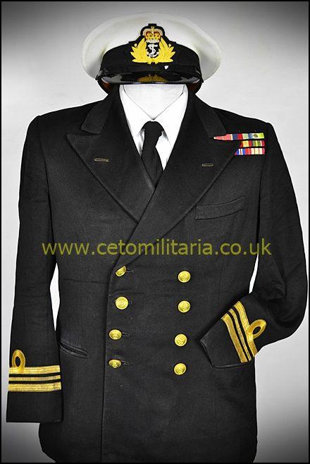 RN No1, Lt.Cdr (