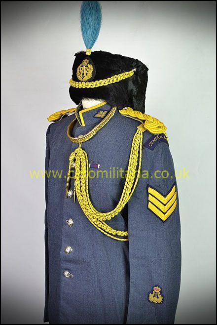 RAF Band Sgt (