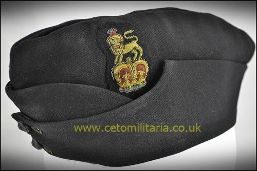 KRRC Snr Officer Side Cap (cm)