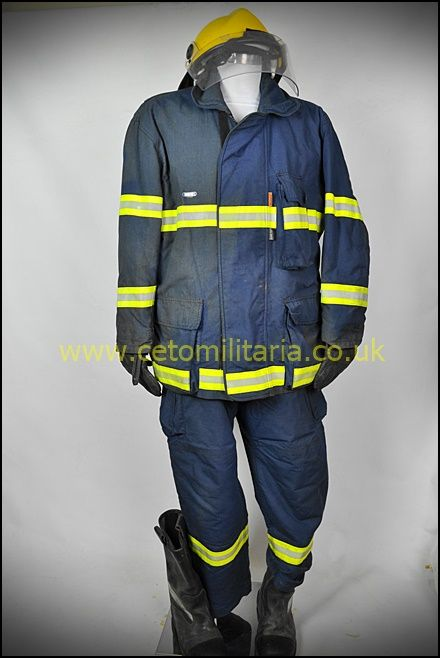 Firefighter Uniform, RAF (