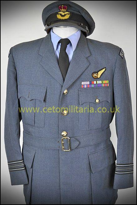 RAF No1 Regt.Sqn.Ldr (