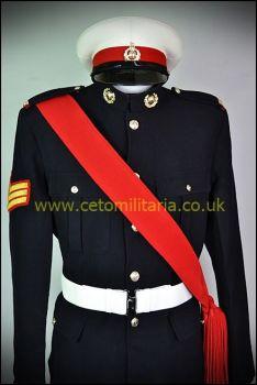"""Royal Marine No1 - Sgt (45/47"""")"""