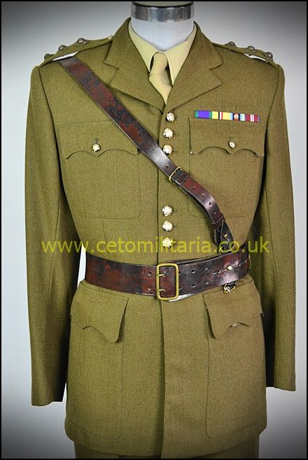 Scots Guards Capt SD (