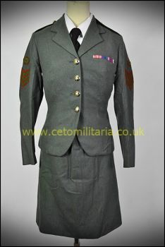 WRAC S/Sgt Lovats (8/10)