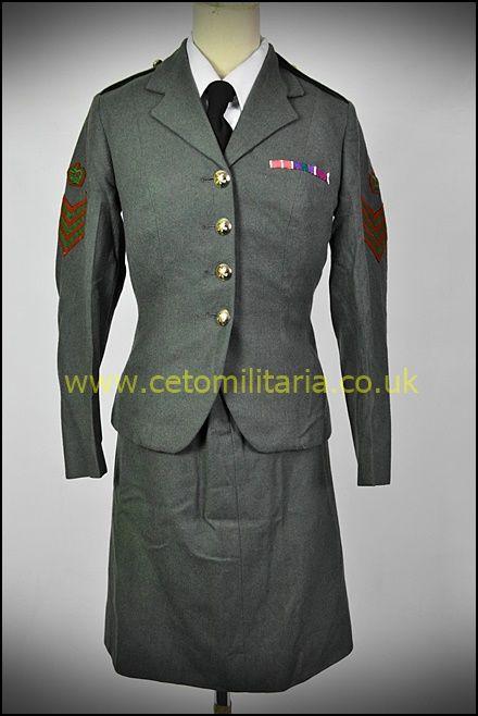 QARANC S/Sgt Lovats ()