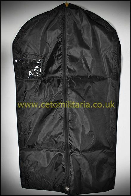 Suit Bag, Army, Black