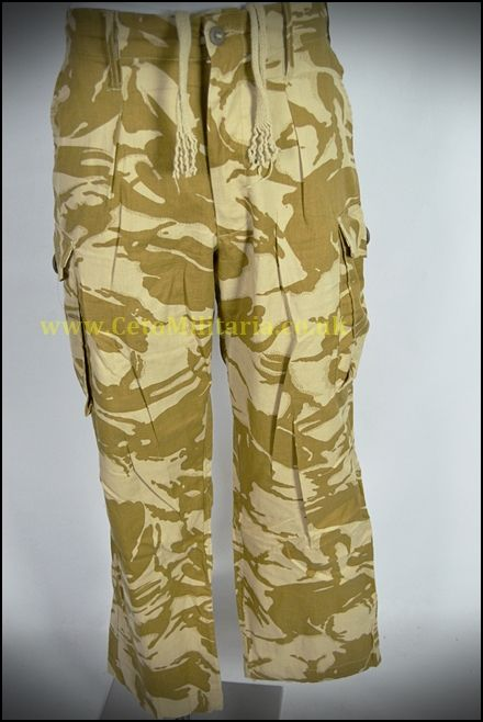 Desert DPM Combat Trousers, Tropical (Various)