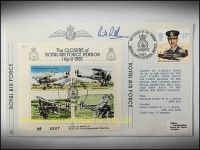 FDC - RAF Hendon Closure 1987
