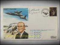 FDC - Robert Gilliland, US Test Pilot 1983