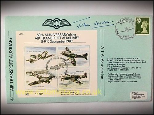 FDC - ATA 50th Anniversary 1989