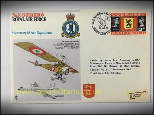 FDC - 201 Squadron