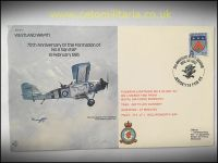 FDC - 11 Squadron 70th Annv 1985