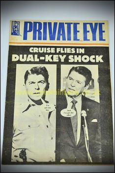 Private Eye - Reagan Cruise Missiles 1983
