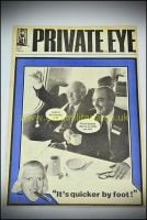 Private Eye - Post Falklands Victory 1982