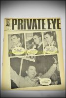 Private Eye - Nixon 1968