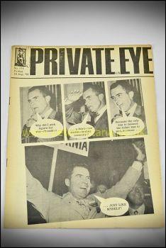 Private Eye - Nixon 1968
