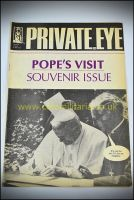 Private Eye - Pope Visit 1982